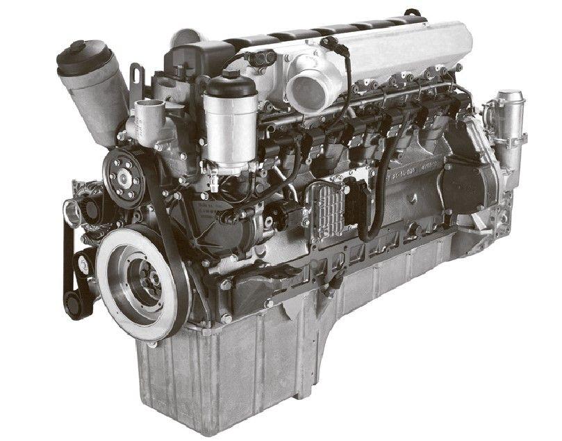 двигатель мерс